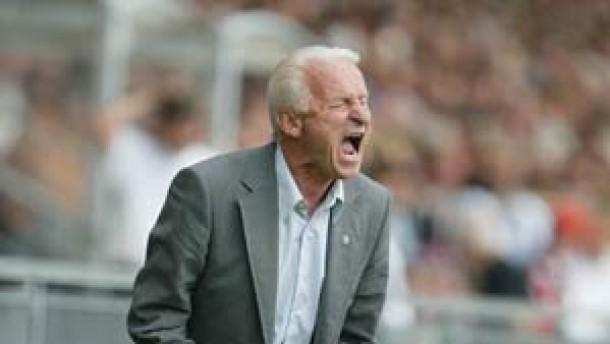 VfB Stuttgart nur mit Mühe weiter