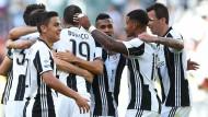 Double-Sieger: Juventus Turin