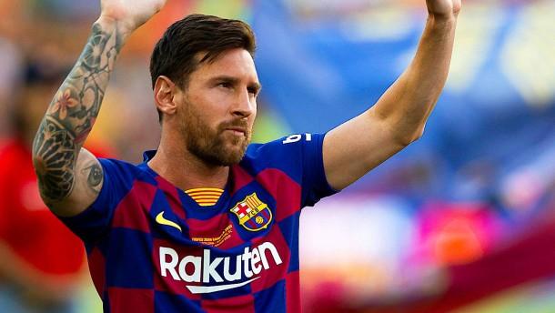 Die Selbstdemontage des Lionel Messi
