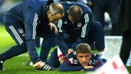Müller droht eine wochenlange Pause