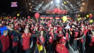 Jüdische Olympiade in Berlin eröffnet