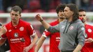 Halbwegs zufrieden: Mainz 05 kann mit dem Punkt gegen Wolfsburg leben