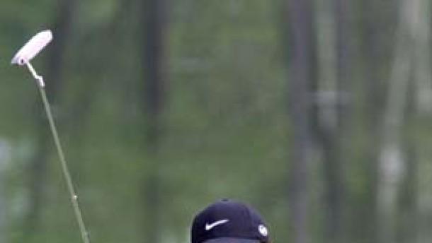Tiger Woods vor viertem Grand-Slam