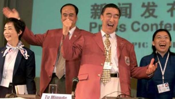 Schwache Präsentation des Favoriten Peking