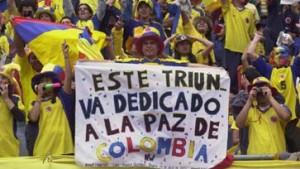 Kolumbien gewinnt friedliche Copa América