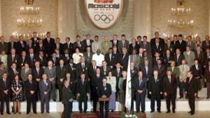 Alle Wahlergebnisse - die neue IOC-Exekutive