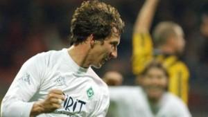 Ausgeschieden: Werder erlebt sein blaues Wunder
