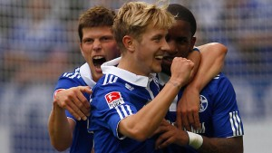 Schalke tankt Kraft