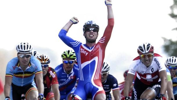 Cavendish Weltmeister - Greipel Dritter