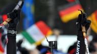 Neuner siegt - Riesch verliert - Wolf hadert