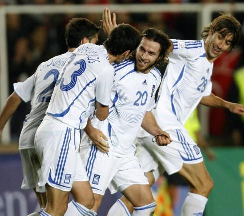 Em Qualifikation Griechenland