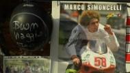 Die sterblichen Überreste des tödlich verunglückten Motorradfahrers Simoncelli sind wieder in Italien. Am Donnerstag sollen sie beigesetzt werden.