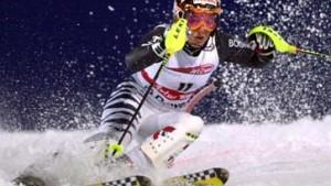 Skandal-Slalom: Martina Ertl verpasst Medaille