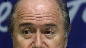 Blatter:  Man will verhindern, dass ich weiter da bin