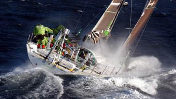 Volvo Ocean Race: Segeln Härte zehn