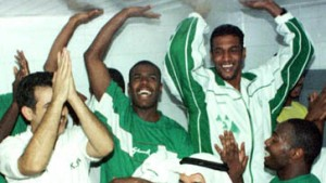 Saudi Arabien löst das 22. Ticket