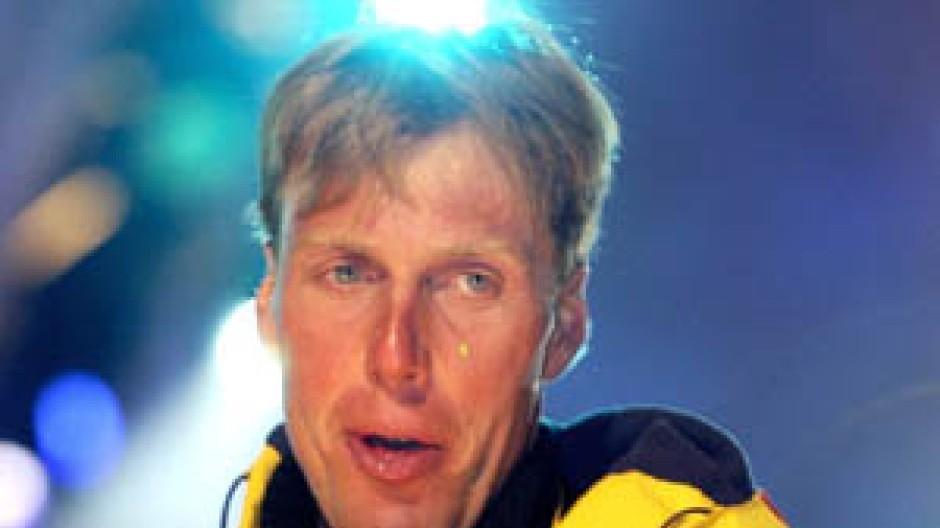 Johann Mühlegg verursacht größten Doping-Skandal der Olympia ...