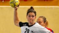 Auf dem Sprung Richtung Nationalmannschaft: Emily Bölk