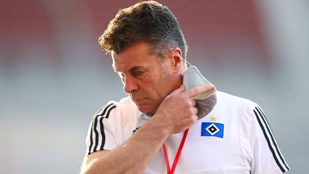 Warum Dieter Hecking den HSV verlässt