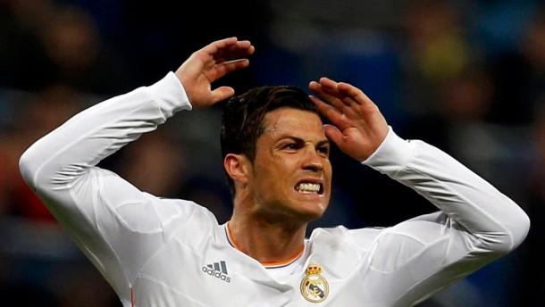 Rätsel um Ronaldos Verletzung
