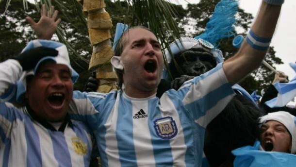 Buenos Aires hält sich noch zurück