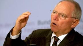 2013 ist eine Neuverschuldung von 17,1 Milliarden Euro geplant - 1,7 Milliarden weniger als von Wolf