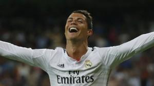 Weltfußballer Ronaldo