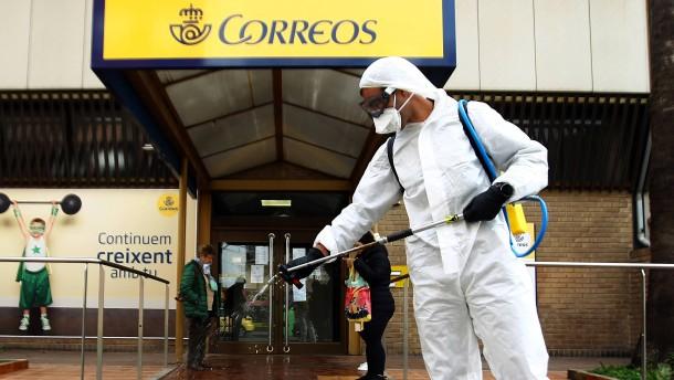 Warum in Valencia so viele Profis infiziert sind