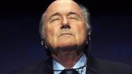 """""""Es wurde gesagt, dass ich verantwortlich bin für das, was passiert ist"""": Joseph Blatter"""