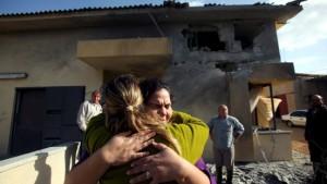 Weihnachtsfeiern in Bethlehem, palästinensische Raketen im Gaza-Streifen