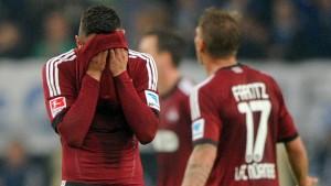 Nürnberg ist Rekordabsteiger