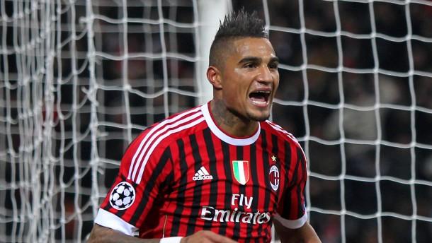 Milan demütigt Arsenal