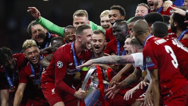 """""""Liverpool und King Klopp im roten Paradies"""""""
