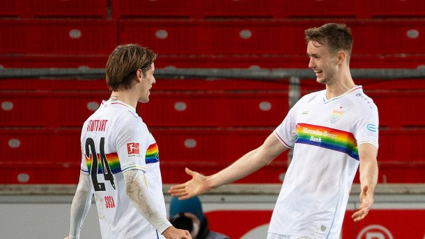 Erster Stuttgarter Heimsieg in dieser Saison