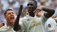 Spektakuläres Ende beim Derby in Mailand