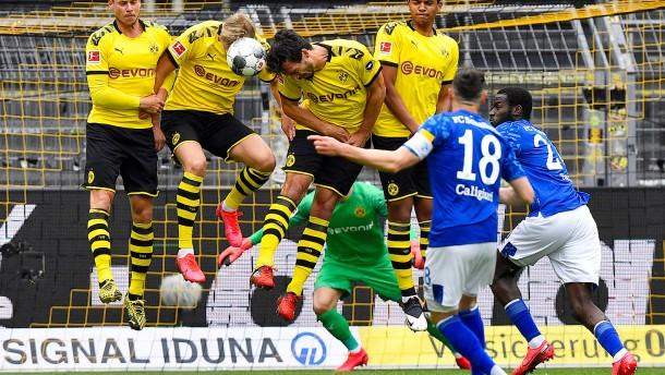 Das Ausland schaut Bundesliga