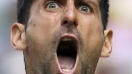 """Novak Djokovic kann sich die Welt drehen, wie er sie haben will: """"Ich stelle mir einfach vor, sie rufen: 'Novak, Novak'"""""""