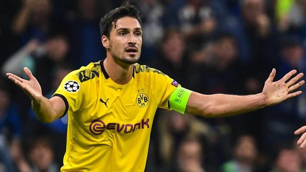 Borussia Dortmund, ganz schön ramponiert