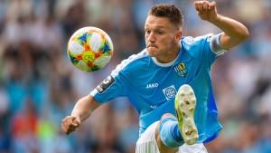 Chemnitzer FC wirft Stürmer wegen Nähe zu Rechtsextremen raus