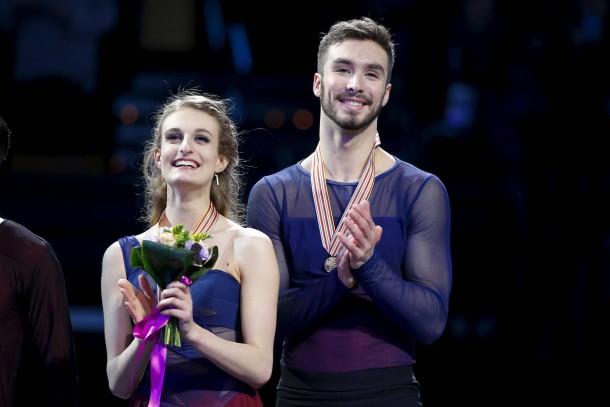 Bilderstrecke zu: Eiskunstlauf-WM: Kavita Lorenz