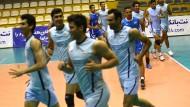 Irans Volleyball-Team: Frauen dürfen nicht zugucken