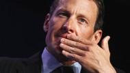 """Der Erfolg seiner Uber-Investition sei """"zu gut, um wahr zu sein"""": Lance Armstrong."""