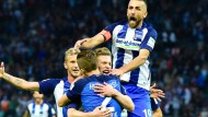 Berliner Höhenflug: Die Hertha legt einen perfekten Saisonstart hin