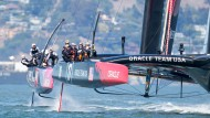Tabubruch beim America's Cup