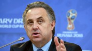 Witali Mutko organisiert auch die Fußball-WM 2018.