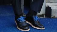 CR7 hatte die falschen Schuhe an