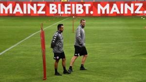 Eine Ausnahmesituation bei Mainz 05