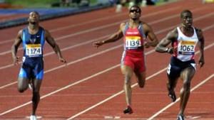 Ohne Greene schwache Männer-Sprinter