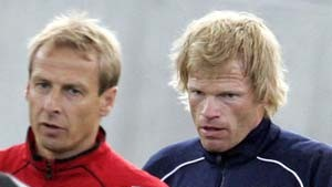 Klinsmann kühl wie ein Pokerspieler
