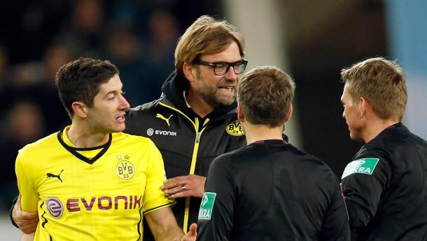 Dortmund verliert den Anschluss und Subotic